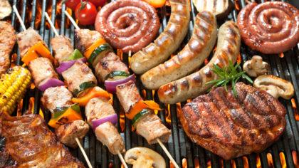 Préparations Barbecue