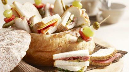 Broodjes en Verrassingsbroden